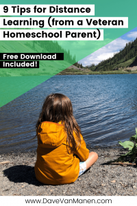 Homeschooling During Covid-19 Pin